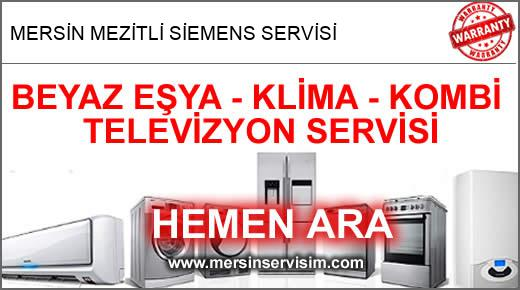 Mersin Mezitli Siemens Servisi